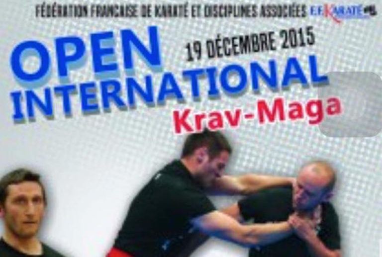 OPEN INTERNATIONAL DE KRAV MAGA