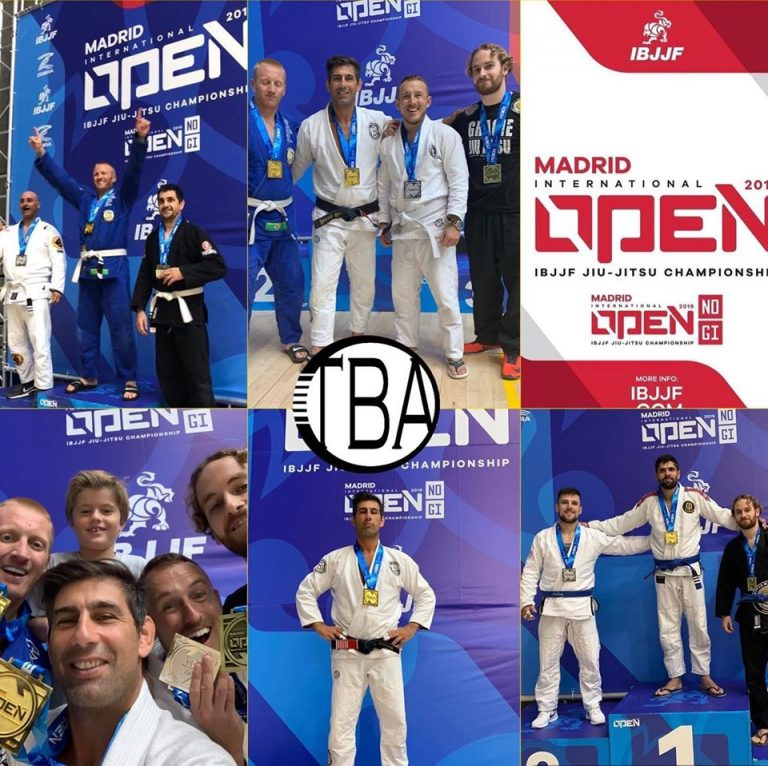 Open International Madrid IBJJF