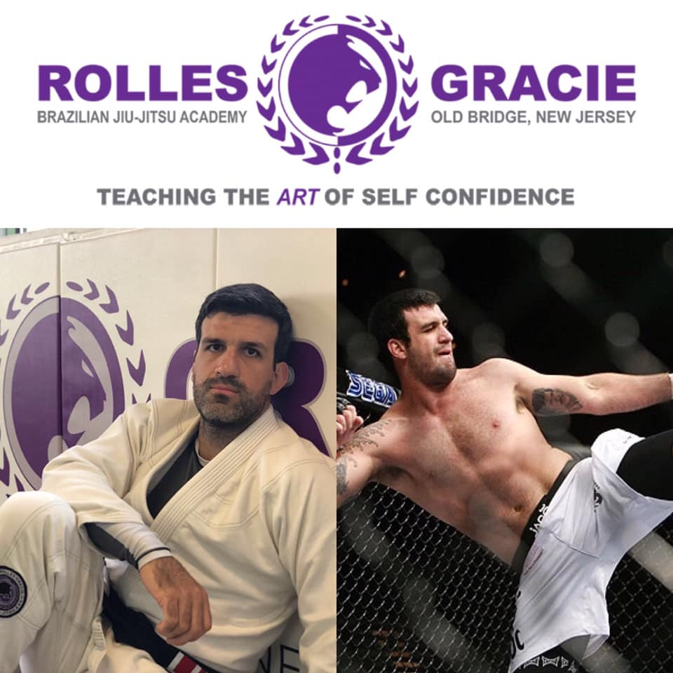 Rolles Gracie a la TBA Paris Verrieres 91