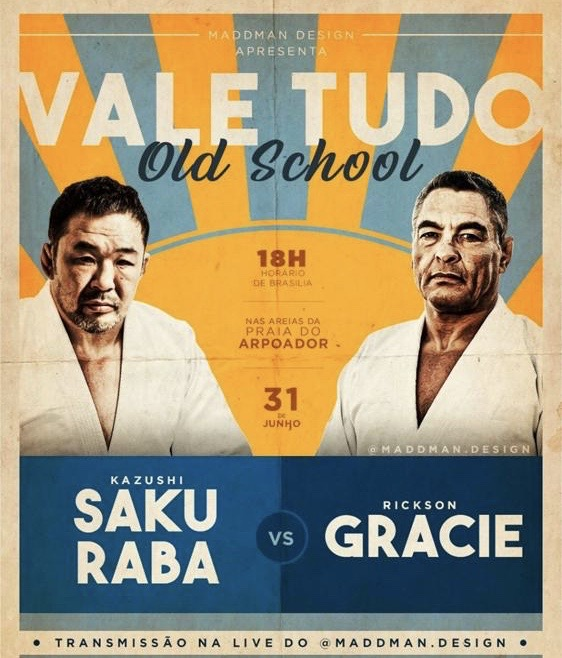 "Rickson Gracie sur ""The Gracie Hunter"" Sakuraba. Lecture intéressante."